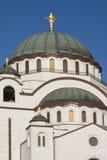 kyrklig ortodox Arkivbild