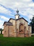 kyrklig ortodox ryss Arkivbilder