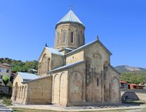 kyrklig ortodox samtavrotransfiguration Arkivbild