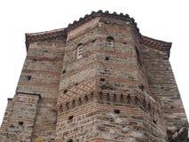 kyrklig ortodox vägg Arkivfoton