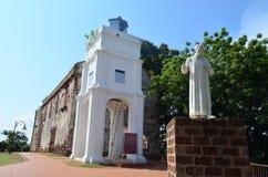 kyrklig paul saint Royaltyfria Foton