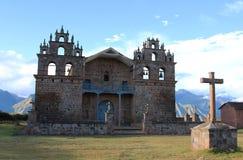 kyrklig peruan Arkivbilder