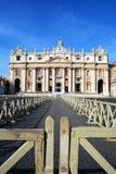 kyrklig peter rome saint vatican Fotografering för Bildbyråer