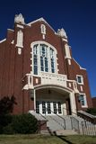 kyrklig presbyterian Royaltyfria Bilder