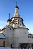 kyrklig refectory för antagande royaltyfria bilder