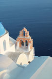 kyrklig santorini Royaltyfria Foton