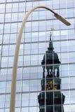 Kyrklig St Michaelis i Hamburg Royaltyfri Fotografi
