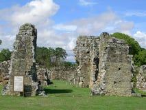 kyrklig stad gammala panama för domkyrka Royaltyfri Fotografi