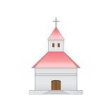 Kyrklig symbol för vektor Fotografering för Bildbyråer