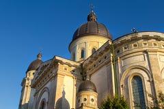 kyrklig transfiguration Arkivfoton