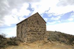 kyrklig uppståndelse Kloster Udabno Royaltyfri Bild
