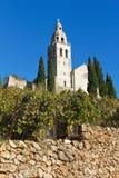 kyrklig vis för croatia ökomiza Arkivbild