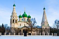 kyrklig yaroslavl för kristen Arkivbilder