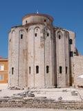 kyrklig zadar croatia donat st Arkivbild