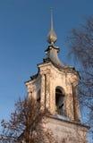 Kyrkliga Barlaam Khutynsky Vologda Arkivfoton