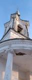 Kyrkliga Barlaam Khutynsky Vologda Fotografering för Bildbyråer