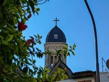 kyrkliga blommor arkivfoton