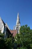 kyrkliga copenhagen Arkivfoton