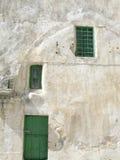 kyrkliga dörrar jerusalem Arkivbilder