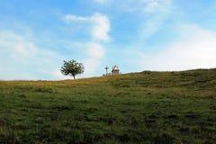 kyrkliga ecuador berg Fotografering för Bildbyråer