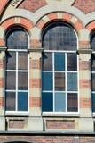 kyrkliga fönster Royaltyfria Foton