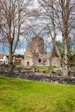 kyrkliga gammala sweden Royaltyfri Foto