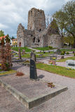 kyrkliga gammala sweden Royaltyfria Foton