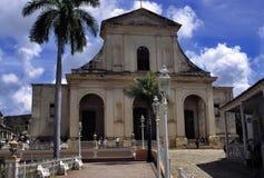 kyrkliga gammala trinidad Royaltyfri Bild