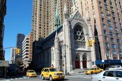 kyrkliga ghostbusters Arkivfoton
