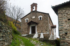 kyrkliga greece Royaltyfri Foto