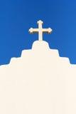 kyrkliga greece mykonos Arkivfoton