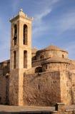 kyrkliga greece paraskevi för agia skiathos Arkivfoton