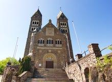 Kyrkliga helgon Cosmas och Damian, Clearvaux Royaltyfri Fotografi