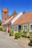 kyrkliga hus Arkivfoto