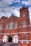 kyrkliga i stadens centrum tampa Arkivfoto