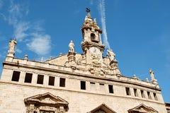 kyrkliga juanes santos valencia Royaltyfri Foto