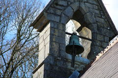 Kyrkliga Klocka i Irland Royaltyfria Foton