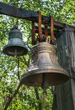 Kyrkliga klockor Royaltyfri Fotografi