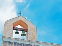 Kyrkliga klockor Arkivbilder