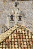 Kyrkliga Klockor, Dubrovnik Royaltyfri Bild