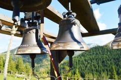 Kyrkliga klockor, Prislop kloster Arkivbilder