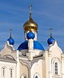 kyrkliga kupolformiga fem Fotografering för Bildbyråer