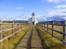kyrkliga landsprärier Arkivbilder