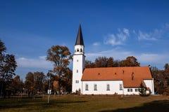 kyrkliga latvia Royaltyfri Bild