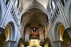 kyrkliga lausanne Royaltyfri Bild