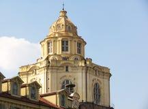 kyrkliga lorenzo san Royaltyfri Bild