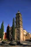 kyrkliga luis potosi san Royaltyfria Bilder