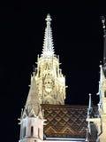 kyrkliga matthias Royaltyfria Foton