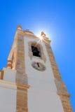 Kyrkliga Nossa Senhora da Conceicao i Portimao Royaltyfri Fotografi