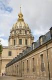 kyrkliga ogiltiga paris Royaltyfria Bilder